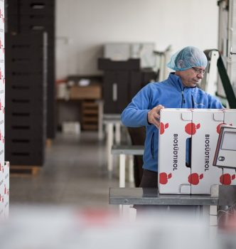 Biosüdtirol Packaging Team