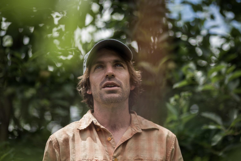 Organic farmer Manfred Klotz